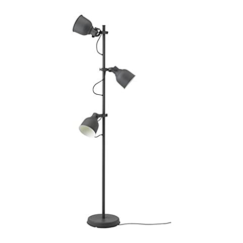 Ikea floor lamp with 3 spotlights dark gray 2028811143810 ikea floor lamp with 3 spotlights dark gray 2028811143810 aloadofball Image collections