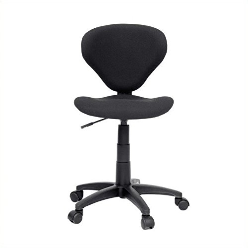 Sauder Beginnings Task Chair, Black - Chair Sauder Office Furniture