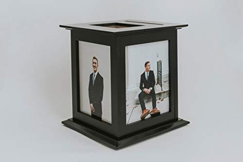 (Wedding Card Box - Rotating The Perfect Card Box In)