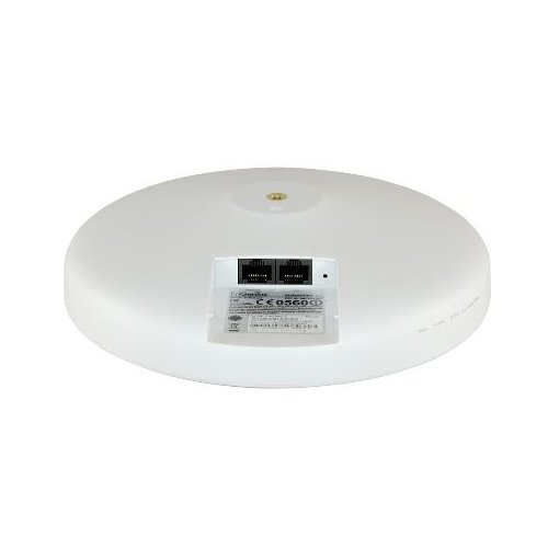 EnGenius 80211n 2x2, 5GHz, high-powered, long range, Wireless Outdoor Client Bridge/CPE/AP, directional antenna, long-range, point-to-point, IP55, 26 dBm,19 dBi, two Ethernet Port, PoE Injector included (EnStation5) by EnGenius (Image #2)