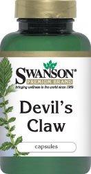 Griffe du Diable 500 mg 100 Caps par Swanson Premium