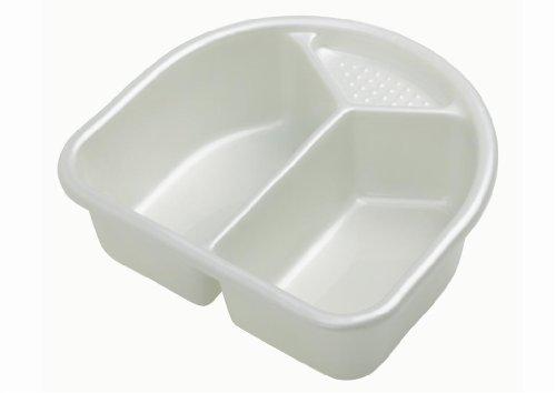 Rotho Babydesign 20006 0100 - Top Waschschüssel, perlweiß crème