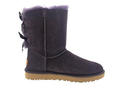 Botas para mujer, color Morado , marca UGG, modelo Botas Para Mujer UGG W BAILEY BOW II Morado Violett