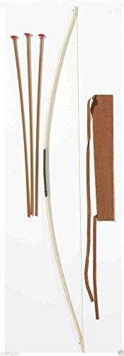 Costume Arrow Bow Set Quiver (60