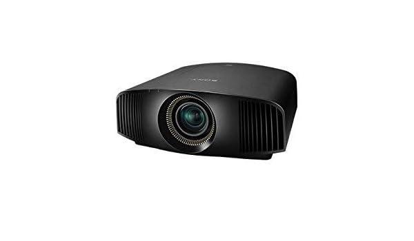 VPL-VW360/W 4K Projector HDR 1500lm Blck: Sony: Amazon.es: Electrónica