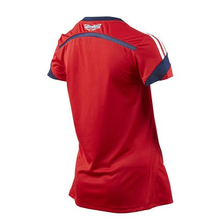 5d7643497e6 Adidas Colombia Women s Jersey 2014 Camiseta Selección Colombia Mujer 2014  (red