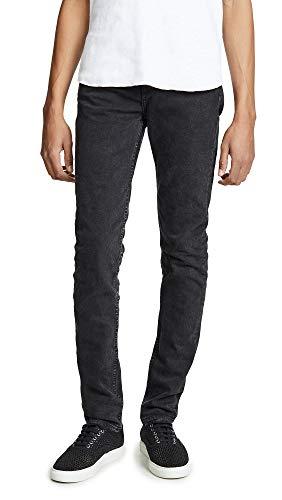 Rag & Bone Standard Issue Men's Fit 1 Jeans, Archer, Black, -