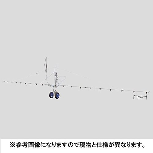 中持カート W型 18頭口 キリナシ除草 (G3/8) 【ヤマホ工業】 (142097) B00ZOAO5YI