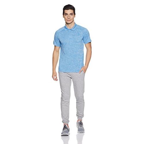 31dAUIzclrL. SS500  - Adidas Men's Plain Regular Fit Polo