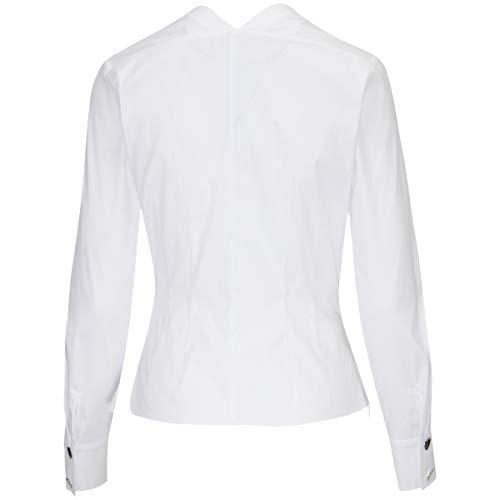 Blanc c Chemisier Blanc Cache Blanc ur Seidensticker w8Ip0xqn