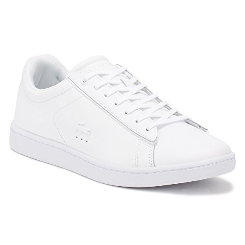 Sneaker Evo Donna Bianco Lacoste Carnaby Y4Fqff