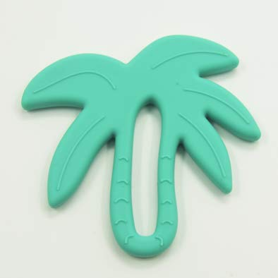 Palm Tree Tropical Little Teether Teething Toy Teether for Baby