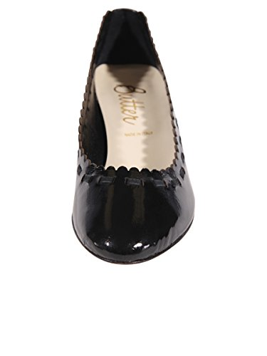 Beurre Chaussures Femmes Peptalk Pompe Noir Brevet