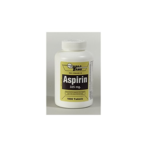 ASPIRIN TAB 325MG CS/12000 MCK BRAND by McKesson