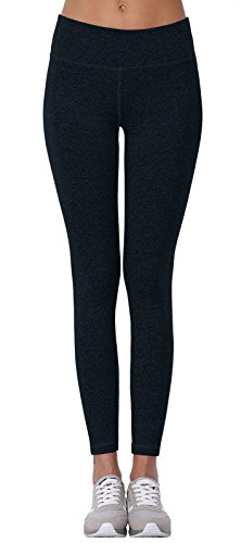 Aenlley Womens Activewear Yoga Pants High Rise Workout Gym Spandex Tights leggings Color DarkBlue Size (Cw Running Tights)