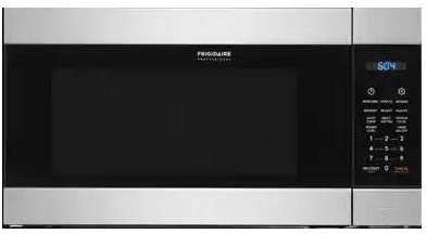 Frigidaire FPMO227NUF 25 Inch Wide 2.2 Cu. Ft. 1200 Watt Built-In Microwave