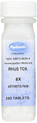 Rhus Toxicodendron Arthritis - 1