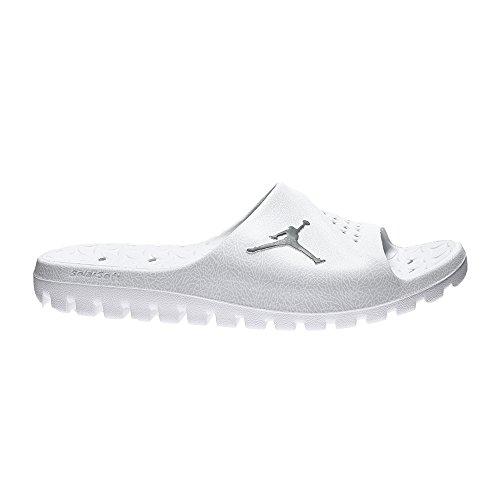 Nike Heren Super Fly Team Slide 2 Donkere Paddenstoel / Heide / Donkere Paddenstoel / Reflecterende Sil
