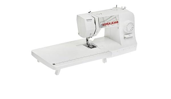 Toyota - Máquina de coser: Amazon.es: Hogar