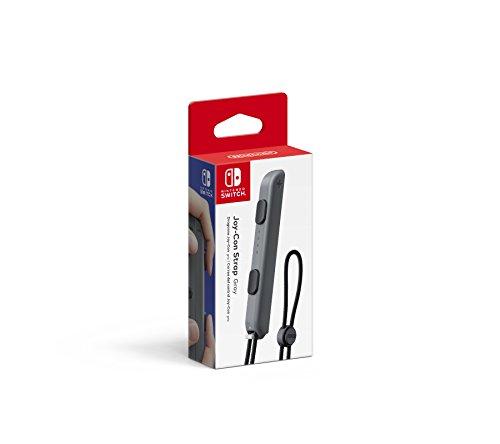 Nintendo Joy-Con Strap – Gray Review