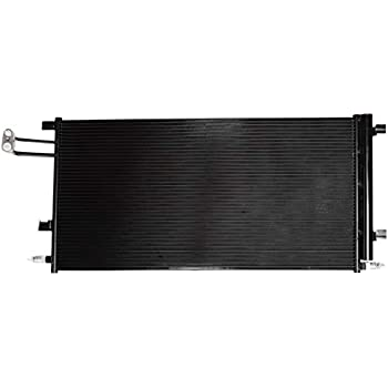 Amazon com: A/C AC Condenser Cooling Assembly Replacement for Hummer