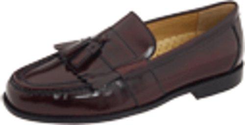Nunn Bush Men's Keaton Slip-On Loafer,Burgundy,10 M US