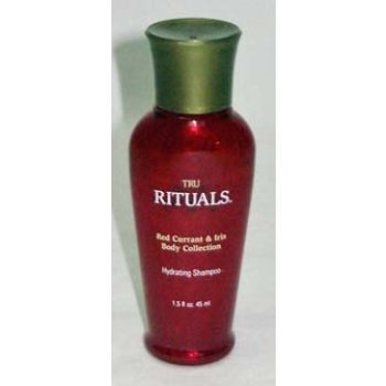 TRU RITUALS HYDRATING SHAMPOO (4- 1.5 oz bottles)