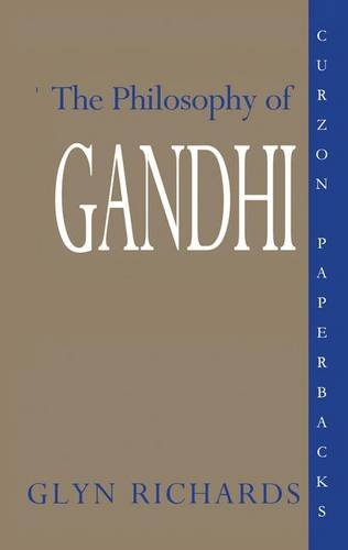 The Philosophy of Gandhi: A Study of his Basic Ideas image