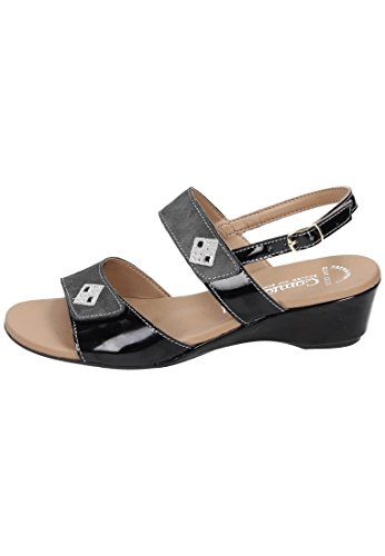 Comfortabel Comfortabel Damen Sandalette - Sandalias de vestir para mujer Gris gris Gris - gris