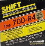 Superior 700R4 Shift Improvement Kit With Boost Valve - Big Boost Kit