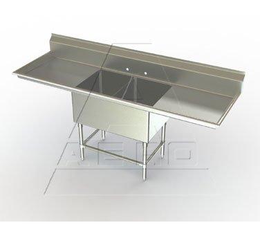 Aero Aerospec Sink 2-bowl 24
