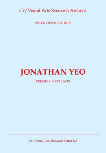 Jonathan Yeo: Premier Portraits (Cv/Visual Arts Research Book 125)