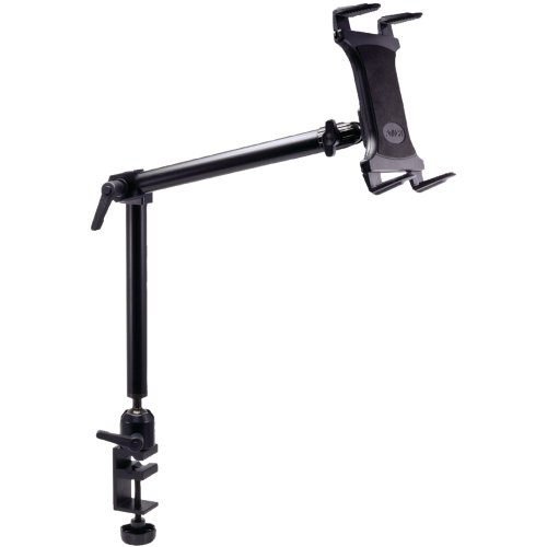 Arkon Heavy Duty Desk or Wheelchair Tablet Clamp Mount for i