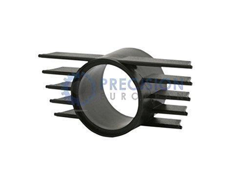 Custom Integrated Vent Pod for 40mm Gauges - fits 05-07 Subaru Impreza WRX STI - Designed for Center Console Vent
