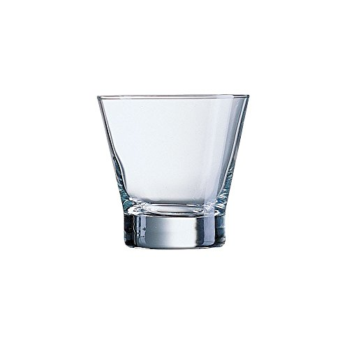 Cardinal E1907 Arcoroc Shetland 10 oz Old Fashioned Glass - 48 / CS by Arcoroc