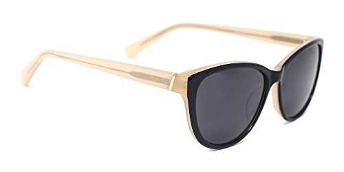 TIJN Cateye Acetate Frame Polarized Sunglasses for - Sunglasses Sites Shopping