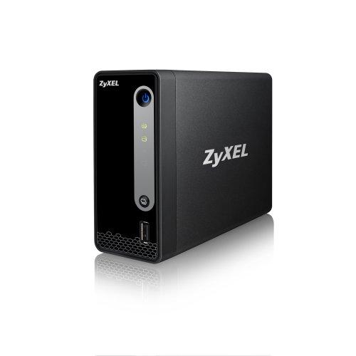 ZyXEL NSA310S NAS-Server (1-Bay, SATA II, 1x Ethernet, 2x USB)