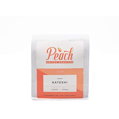 Peach Coffee Roasters Zambia Natural