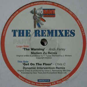 (The Remixes (The Warning & Get On The Floor) UK import)