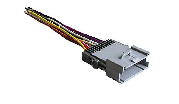 Amazon.com: Stereo Wire Harness Chevy Tracker 00 01 02 03 04 (car Radio  Wiring installati.: AutomotiveAmazon.com