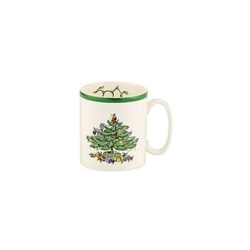 (Spode 9-oz Christmas Tree Mug)