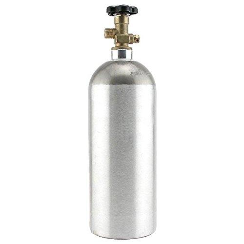 5 lb Aluminum CO2 Air Tank by KegWorks