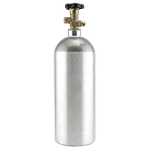 - 5 lb Aluminum CO2 Air Tank