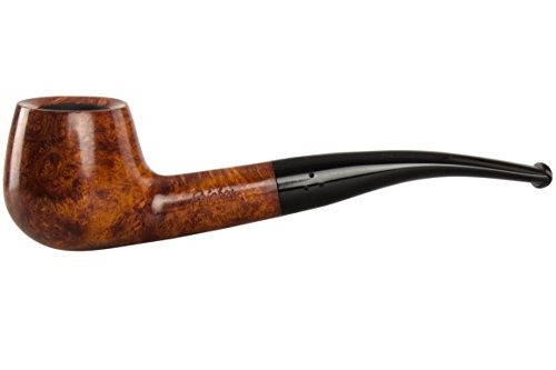Brandy Bent - Brigham Mountaineer 336 Tobacco Pipe - Bent Brandy Smooth