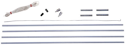 (Stansport Pole Replacement Kit for Family Tents, 11mm)