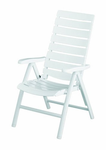 Kettler Hks Riva Sessel Sessel Sessel hoch, weiß 71805d