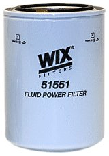 WIX Filters - 51551 Heavy Duty Spin-On Hydraulic Filter, Pack of 1 (Hydraulic Filters compare prices)