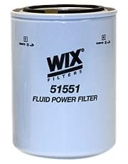 WIX Filters - 51551 Heavy Duty Spin-On Hydraulic Filter, Pack of 1