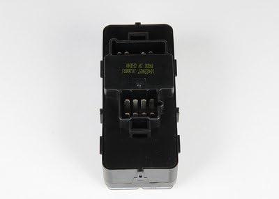 ACDelco D7091C GM Original Equipment Black Door Window Switch 21AtXsoDMQL