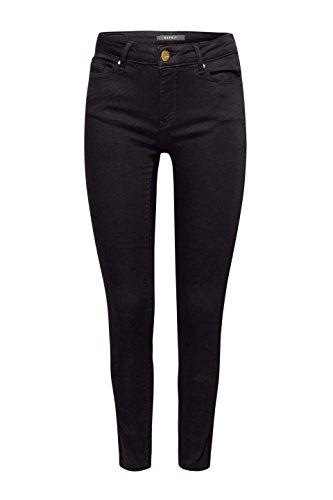001 Noir EspritJean Black Femmes 107EO1B010 Skinny wq6Bv